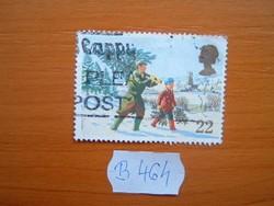 ANGOL ANGLIA 22 P 1990 KARÁCSONY B464