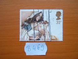 ANGOL ANGLIA 31 P 1984 KARÁCSONY B469