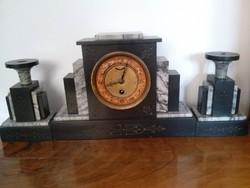 Kandalló óra (márvány)