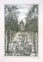 Balla Margit: Régi kert