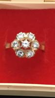 Brilliáns gyűrű