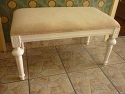 80*45 cm ülőke restaurálva.....