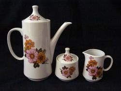 Alföldi porcelán teázó/kávézó készlet