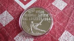 Olimpiai emlékérme 500 Ft. 1984