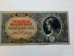10000 milpengő UNC