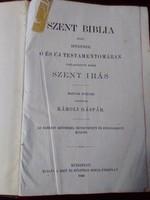 Szent Biblia. Károli Gáspár. 1948