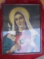 Mária - antik szentkép