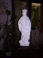 Szobor 70 cm Magyarország Nagyasszonya  a gyermek Jézussal,