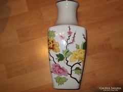 Csodaszép váza hollóházi  31  cm magas