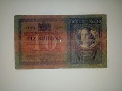 Ritka 1904-es 10 korona