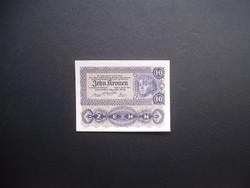 10 korona 1922 UNC !!!