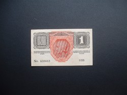 1 korona 1916