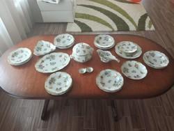 Herendi Viktória mintás porcelán étkészlet VBO
