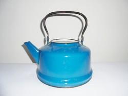 Retro zománcozott teáskanna teás kanna - szovjet orosz
