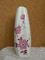 Unterweissbach virágos váza.