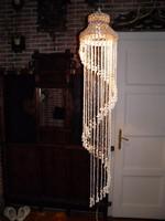 Kagyló lámpa