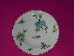 HERENDI Karl Anton festésű tányér 1890-ből