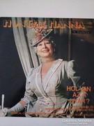 Bakelit lemez Honti Hanna