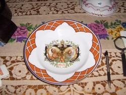 MZ/Altrohau/porcelán falitányér