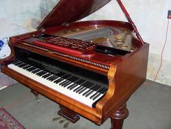 Antik Gebrüder-Stingl Zongora 1906-ból