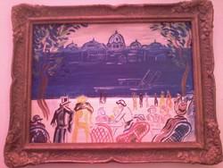 Vaszary János festmény!