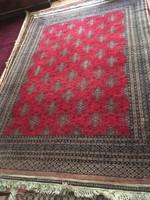 Antik kézicsomózású perzsa szőnyeg (2*3 m)