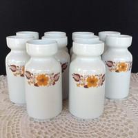 10 db Alföldi porcelán váza