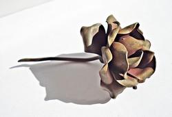 Vas rózsaszál