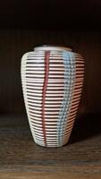 Retro 70' váza NSZK