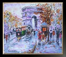 Hepp Natália: Párizsi élet