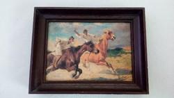 Pállya Celesztin: Legények a lovon (1864-1948)