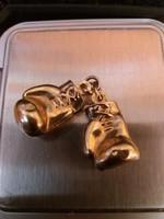 9 Karátos arany medál!