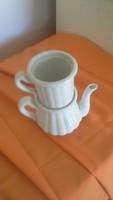 Zsolnay régi tea/kávé forraló