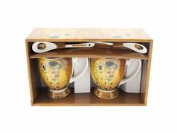 2 Pohár Klimt