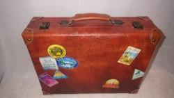 Koffer , régi utazó style