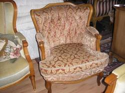 Chippendél barok fotelok 2 darab eladó