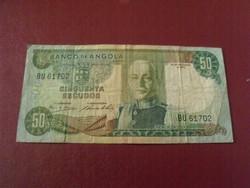 Angola 50 eskudo 1972