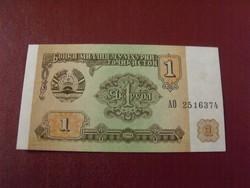 1 rubel UNC