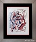 Pablo Picasso litográfia, Marina Picasso limitált kiadás