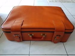 Gyönyörű  utazó bőrönd, bőrönd 2.