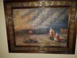 Cserna Károly csodálatos festménye