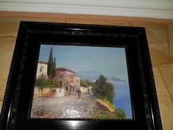 Pietro Toretti /tengerparti falu/