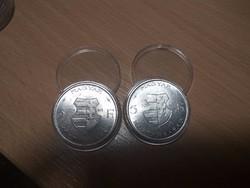 1946 ezüst 5 forintok!