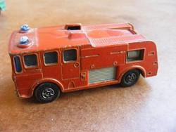 Matchbox Merryweather Fire Engine No.35